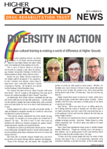 Recovery Support For The Rainbow LGBTI
